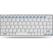 RAPOO E6300 White Блутут ултра тънка клавиатура за iPad/iPhone - RAPOO-11113