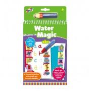 Water Magic: Carte de colorat ABC