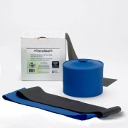THERA-BAND Resistance Band Activity Recovery Kit; Advanced with Blue and Black Bands Part No. 20381 Qty Per Case