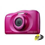 Nikon digital s33 pink fotoaparat