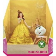 Figurina Bullyland Beauty and The Beast - Belle and Mrs. Potts