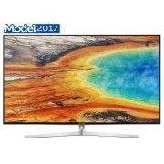 "Televizor LED Samsung 125 cm (49"") UE49MU8002, Ultra HD 4K, Smart TV, WiFi, CI+ + Router Wireless AirLive AC-1200R, Gigabit, Dual Band, 1200 Mbps, 2 Antene externe detasabile"