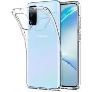Husa Spigen Liquid Crystal Galaxy S20 Crystal Clear