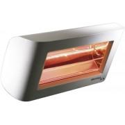 Incalzitor cu Infrarosii Heliosa Hi Design 55 2kW , Culoare Alba, IPX5, Incalzire exterior si interior, Rezistent la apa, Fabricatie Italia