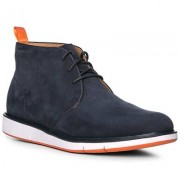 SWIMS Schuhe Herren, Velours, blau