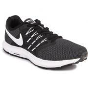 Nike Men's Run Swift Black Sports Shoes
