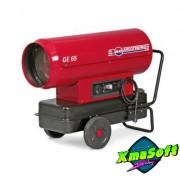 Generator mobil aer cald cu ardere directa pe motorina 65 kW