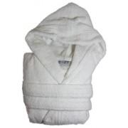 Peignoir de Bain ˆ Capuche COOKY (380g/m2) Blanc (3/4 ans)