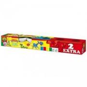 Детски комплект с пластелин - 6 броя, SES, 080641