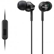 Sony MDR-EX110AP fekete