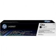 HP CE310A 126A Black Toner Cartridge