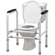 Homecraft Cadre de toilettes entièrement ajustable