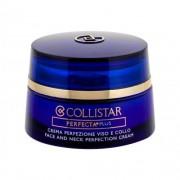 Collistar Perfecta Plus Face And Neck Perfection 50 ml remodelační krém na obličej a krk pro ženy