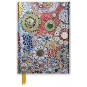 Gaudi (inspired by): Mosaic (Foiled Journal), Hardcover