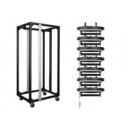 Showtec RainCover Trolley and Base SET