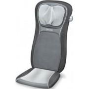 Husa de scaun Beurer pentru masaj shiatsu MG260 HD 2 in 1 Negru