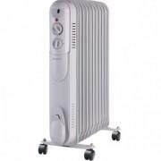 Маслен радиатор Rohnson R-1507-16, Мощност 1500W, 7 ребра, Регулируем контрол на температурата
