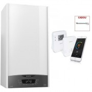 Produs cadou la Centrala termica Ariston Clas One 24 EU 24 KW cu termostat cu control prin internet Salus RT310i. 5 ani garantie
