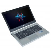 HP Elitebook 8470P 14 inch LED backlit, Intel Core i5-3230M 2.60 GHz, 4 GB DDR 3 SODIMM, 128 GB SSD, DVD-RW, Webcam