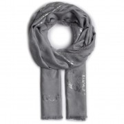 Шал GUESS - Not Coordinated Scarves AW8469 MOD03 SKY