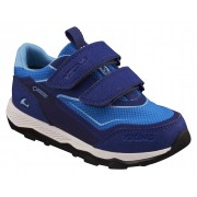 Viking Evanger Low GTX Sneaker, Dark Blue/Blue 31