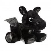 Sparkle Tales Onyx sárkány, fekete 30 cm Aurora