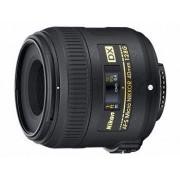 Nikon 40mm F/2.8g Af-S Dx Micro - 4 Anni Di Garanzia