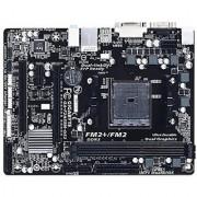 GIGABYTE GA-F2A55M-DS2 FM2+/FM2 AMD A55 Dual-link DVI Dual UEFI BIOS micro ATX Motherboard