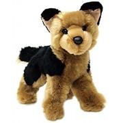 Douglas Corporation dog stuffed German Shepherd (L)