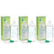 Biotrue Multi-Purpose 3 x 360 ml cu suporturi