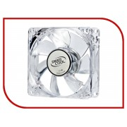 Вентилятор DeepCool XFAN 80L/B 80x80x25mm LED