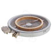 Atag, Etna, Pelgrim Plaque chauffante (résistance 1000/2000W gauche devant) cuisinière 39560543