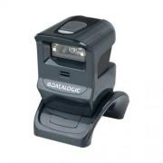 Баркод скенер Datalogic Gryphon GPS4421 четец, 2D, USB, черен