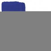 vidaXL 2 db pamut jersey lepedő 160 gsm 90x190-100x200cm kék