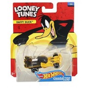 Hot Wheels Looney Tunes Charater Cars (Daffy Duck 2/6)