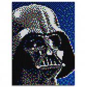 JOC CREATIV PIXEL ART STAR WARS DARTH VADER 5600 PIESE - QUERCETTI (Q0855)