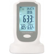 Uniqly Air ® CO2 Meter - Accurate binnen luchtkwaliteitsmeter - PPM