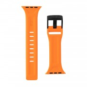 Urban Armor Gear Řemínek pro Apple Watch 42mm / 44mm - UAG, Scout Strap Orange