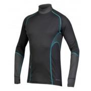 póló Direct Alpine TC Shirt Long Man Black