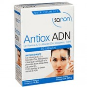 Sanon nutricosmetica antiox adn, 30 un