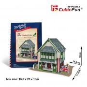 Cubicfun Magazin Sandwich Anglia Puzzle 3D 36 de piese