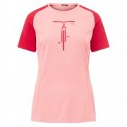 Norröna FJØRÅ EQUALISER LIGHTWEIGHT T-SHIRT (W) Frauen - Funktionsshirt - pink-rosa