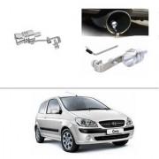 AutoStark Turbo Sound Whistle Exhaust Pipe Blowoff Valve Simulator For Hyundai Getz