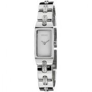 DKNY Quartz Silver Rectangle Women Watch NY3366 DKNY
