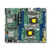 Super Micro X10DRL-C Server Board - Dual socket R3 (LGA 2011) supports Intel Xeon processor E5-2600v4 v3 family