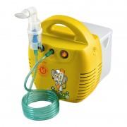 Aparat aerosoli Little Doctor LD 211 C, compresor, 3 dispensere, 3 masti, Galben