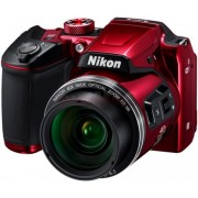 "Aparat Foto Digital NIKON COOLPIX B500, Filmare Full HD, 16 MP, Zoom Optic 40x, 3"" LCD (Rosu)"