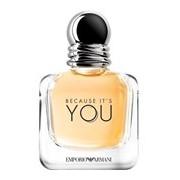 Emporio armani because it's you eau de parfum mulher 50ml - Giorgio Armani