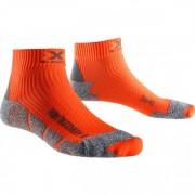 X - SOCKS - ponožky X-SOCKS RUN DISCOVERY NEW orange Velikost: 39/41