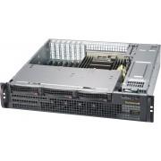 Supermicro Server Chassis CSE-825MBTQC-R802LPB